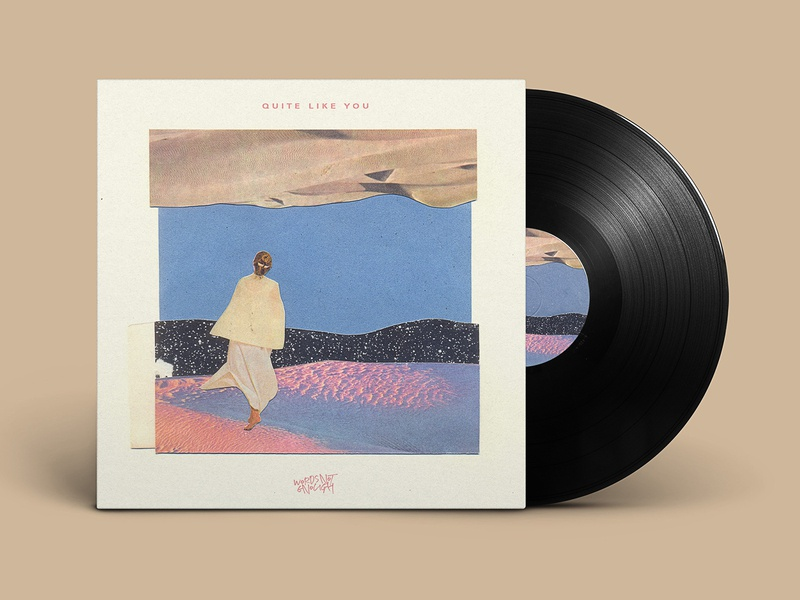 Cover — Quite Like You [Valdovinos] deep house electronic valdovinos quite like you album disco capa vinil vinyl single cover ep