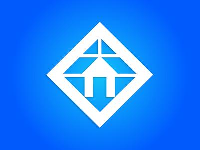 Real Estate logo (unused) logomark abstract logoinspiration logoprocess manegment vector logos property logomaker logodesigner graphicdesigner design agency process mark branding logo realestate