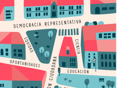 gestion local illustration