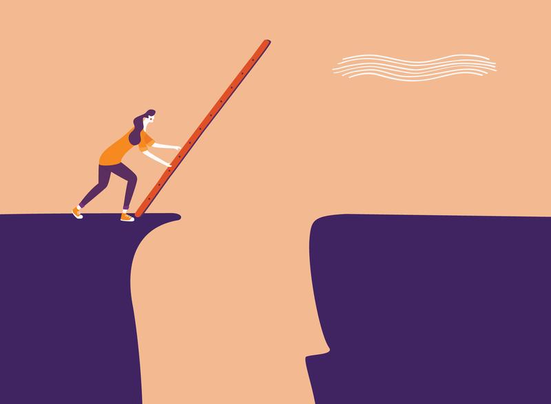 Resiliencia illustration