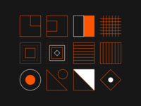 Abstract Icon Set