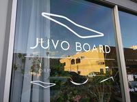 Juvo Board Window Decal