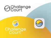 Challenge Court Logo