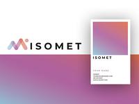 Isomet Branding
