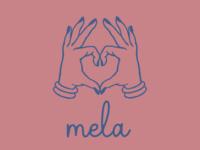 Mela Photography Logo Concept