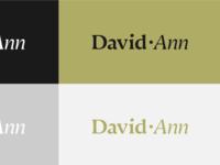 David Ann Logo