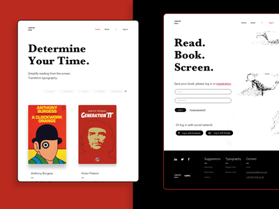 capsule/1 web book design kiev interface designthinking ux ui