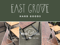East Grove Hard Goods