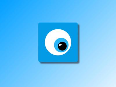 Daily UI #5 - Icon (Eye-con) icon design ui design visual design interaction design daily ui icon sketch