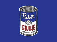 Pabstgiving Campaign