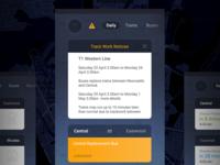 Trip View Mobile App