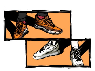 Favorite shoe