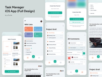 Task Manager App (Full Design)