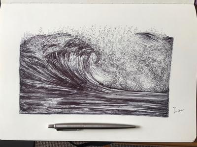 Ballpen Tide