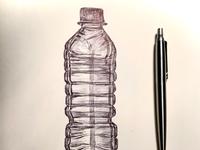 Ballpen Plastic Bottles