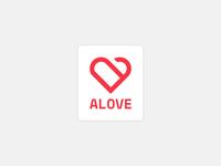 Alove Logo Concept