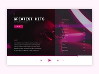 UI Challenge - 09 Music Player (1)