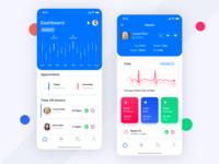Hospital Dashboard App