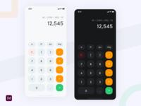 iOS 13 Calculator App