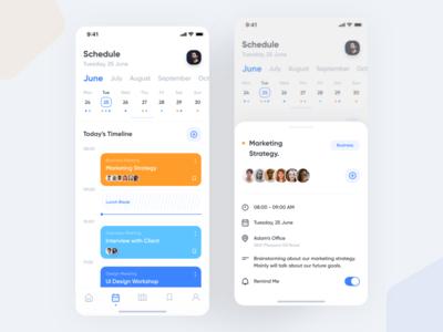Meeting App 2 📱