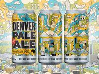 Great Divide: Artist Series, Denver Pale Ale No. 1