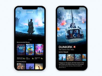 Movie app booking cinema a of design dunkirk app movie