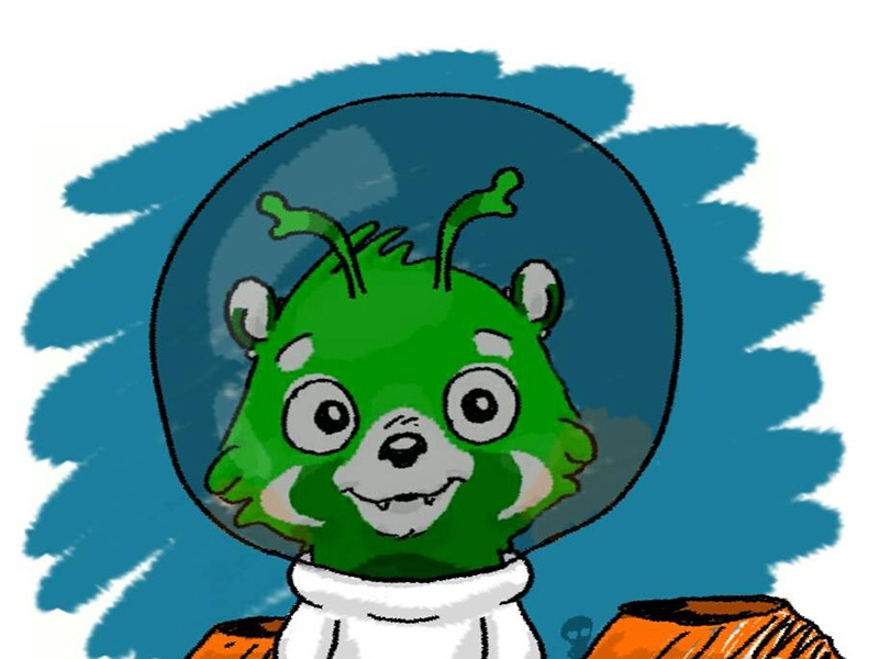 Dribbble 2 childrens character illustration