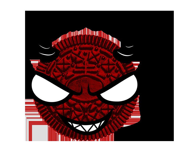 Evil Oreo Commission icon