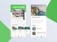 Travel Advisor | Mobile App