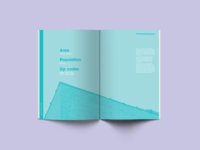 Harlem typography monochrome editorial layout