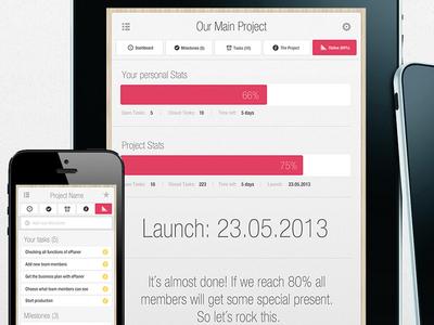 ePlaner // Concept Design iphone app sound production design ui interface ux usability mobile creative social
