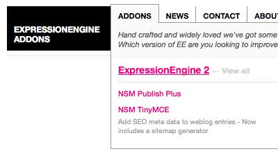 expressionengine-addons.com newism expressionengine-addons expressionengine eecms