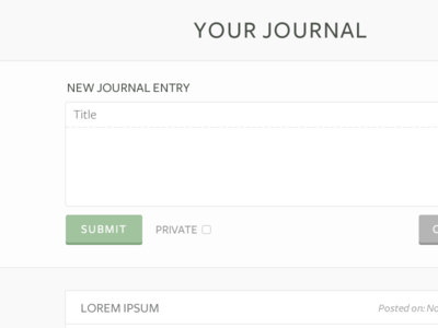Journal ipray journal