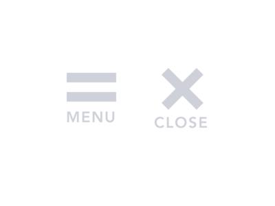 Experiments in mobile navigation hamburger links menu navigation nav mobile