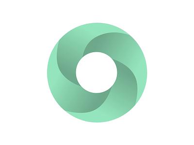 Swirl branding logo