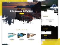 Tripbay Travel Landing Page