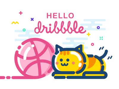 Hello dribbblers!