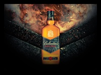Ballantine's - Hard Fired (microsite)