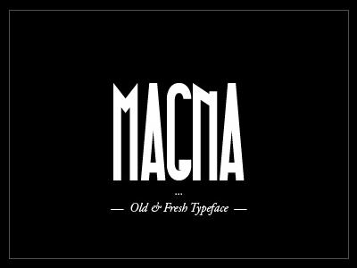 Magna Typeface magna typeface font free moinzek