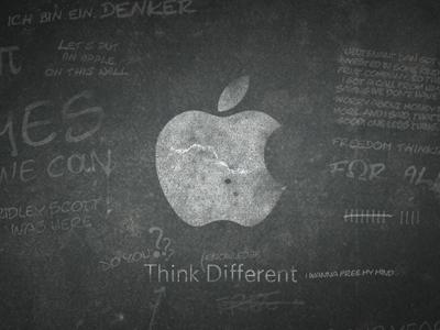 Wall of Thinkings apple wallpaper moinzek