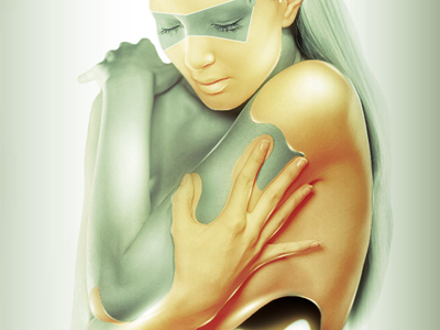 Sculpture Woman woman sculpture retouching moinzek