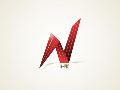 N-PIX - Logo Re-branding & Icons branding n-pix brazil school logo moinzek