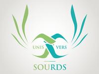 Unis Vers Sourds - Logo branding