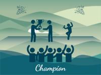 005. champion hd