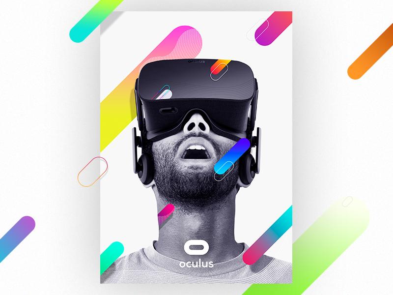 Oculus Rift Poster