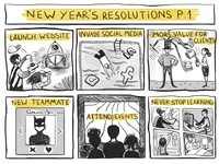 #6 Studio life: New year's resolutions (Part 1 of 2)
