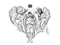 #12 Studio life - The cupid squad