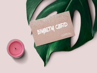 L'Oreal Loyalty Card
