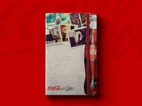 Cocacola Notebook