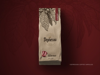 Depressoo Coffee Capsules